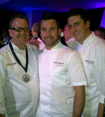 Rob Feenie takes silver at Canadian Culinary Championships