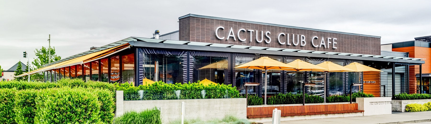 200th Langley Cactus Club Cafe