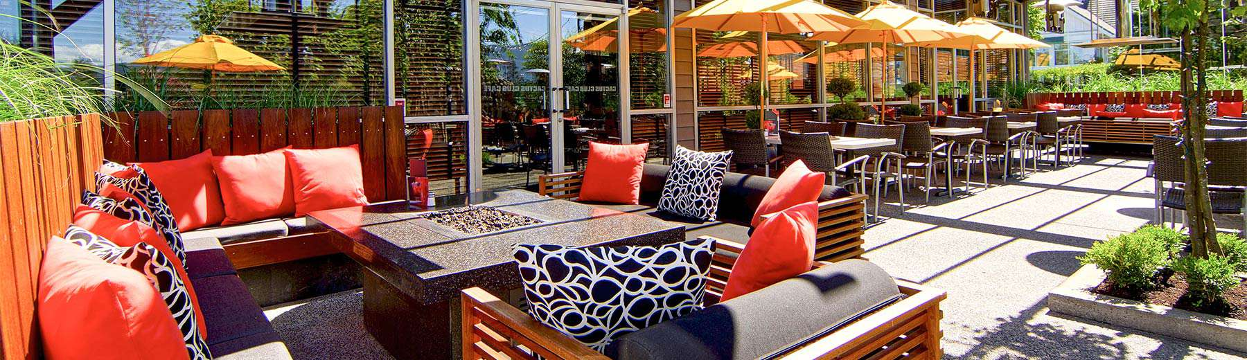 Turner Road Nanaimo Patio | Cactus Club Cafe