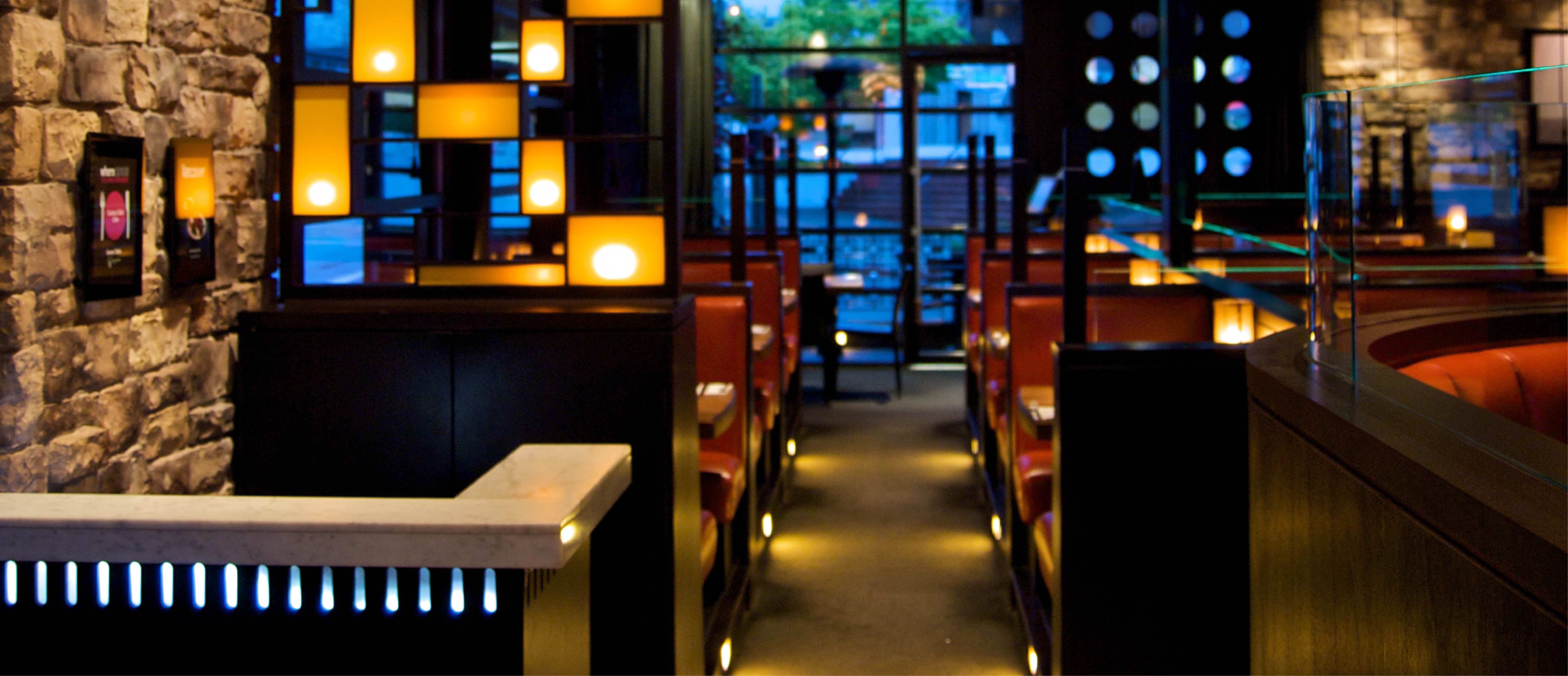 Broadway Ash Restaurant Cactus Club Cafe Vancouver
