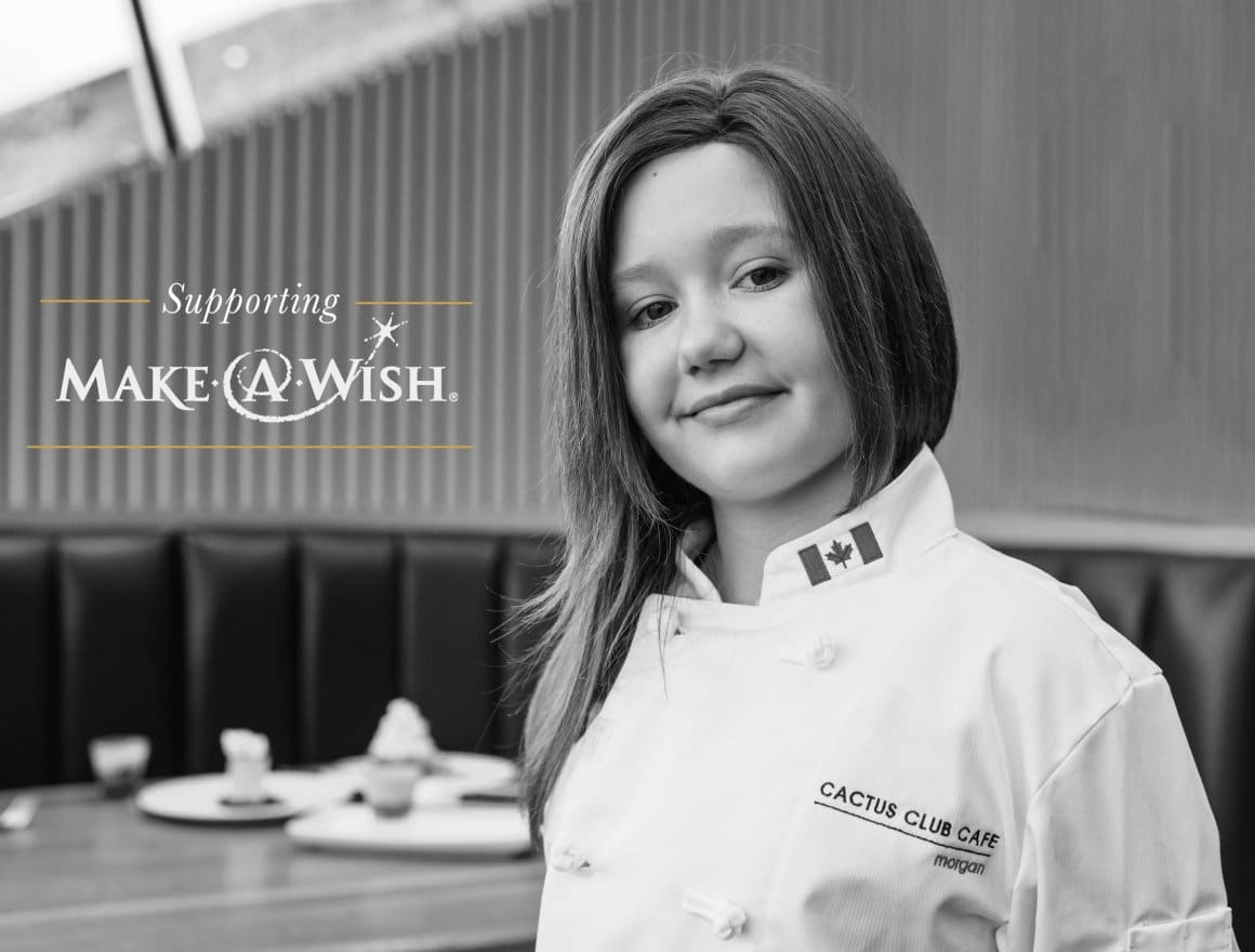Cactus Club Cafe | Make-A-Wish®