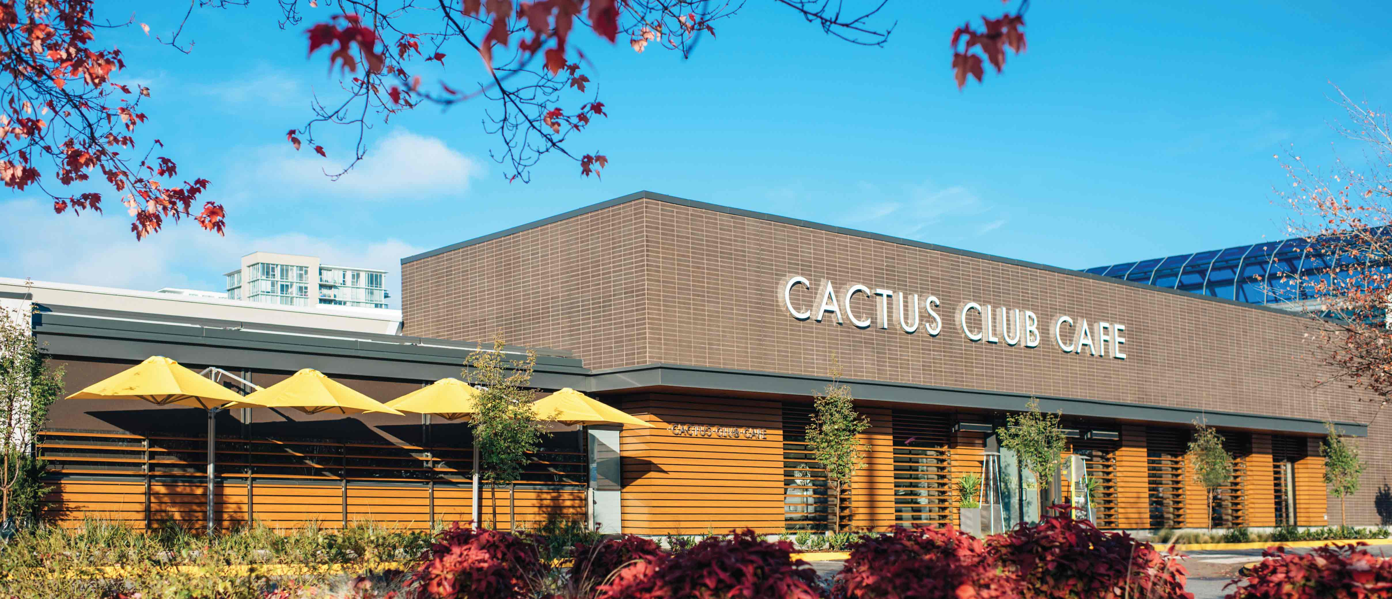 Cactus Club Cafe Richmond Centre exterior