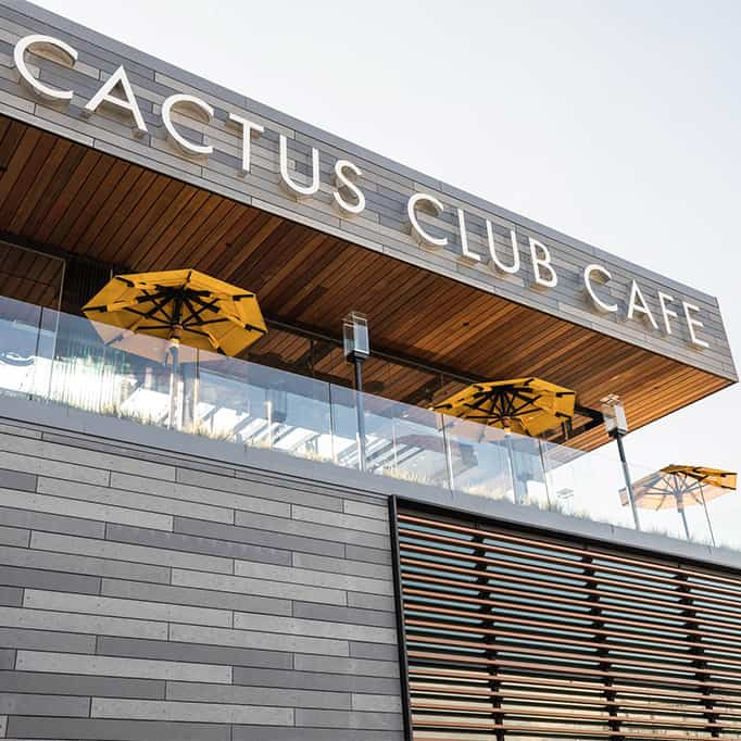 Opening soon: Cactus Club Cafe Sherway Gardens