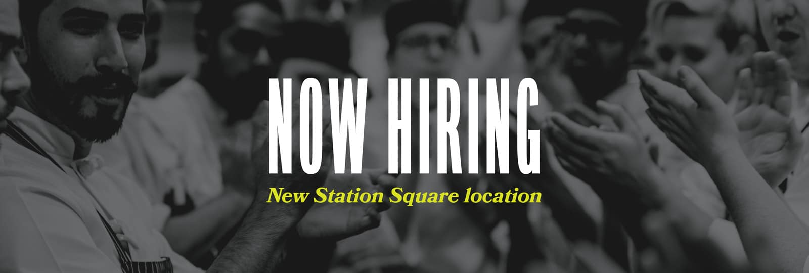 Hiring Fair April 30 - new Station Square, Burnaby location.