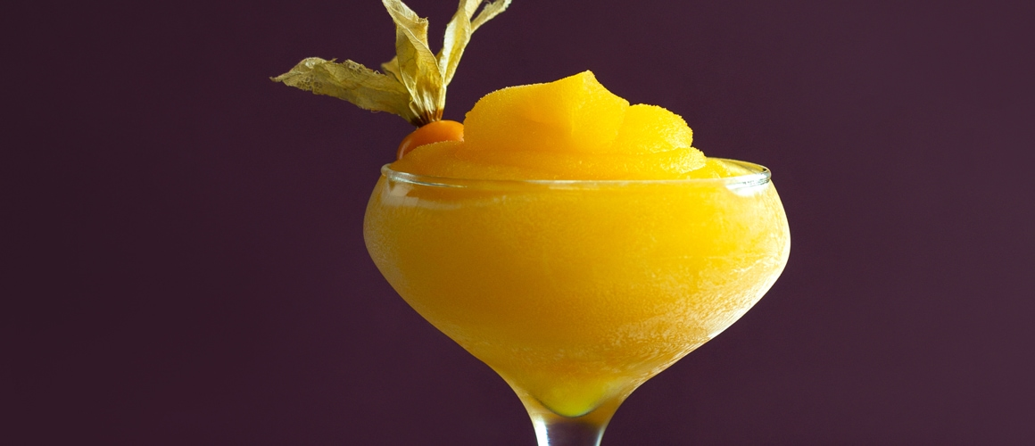 Passion Fruit Bellini