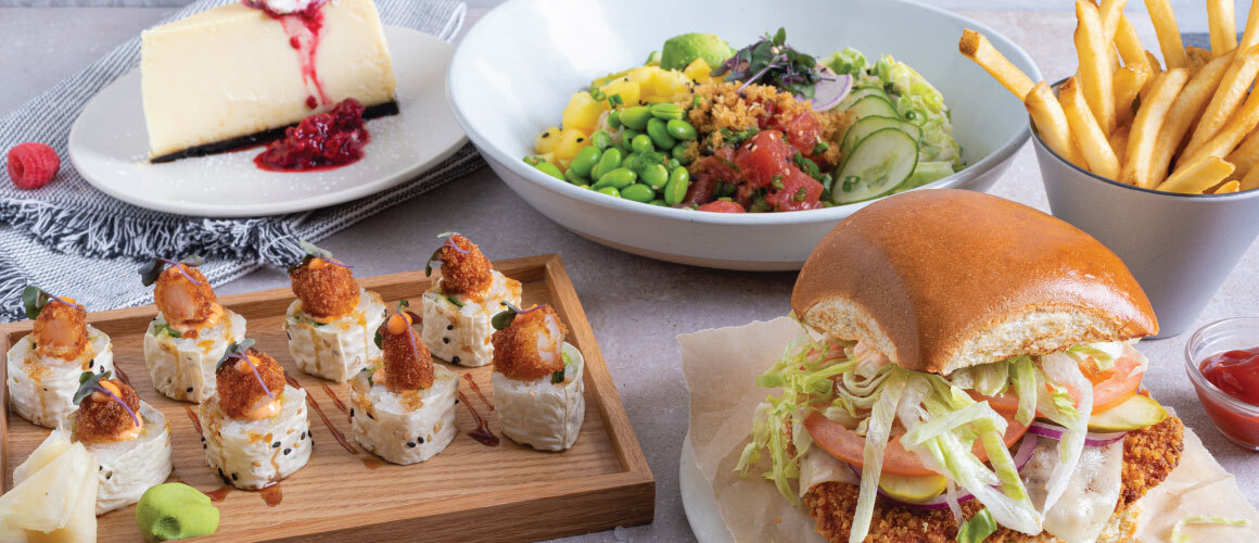 35 Signature Meal Combo Cactus Club Cafe