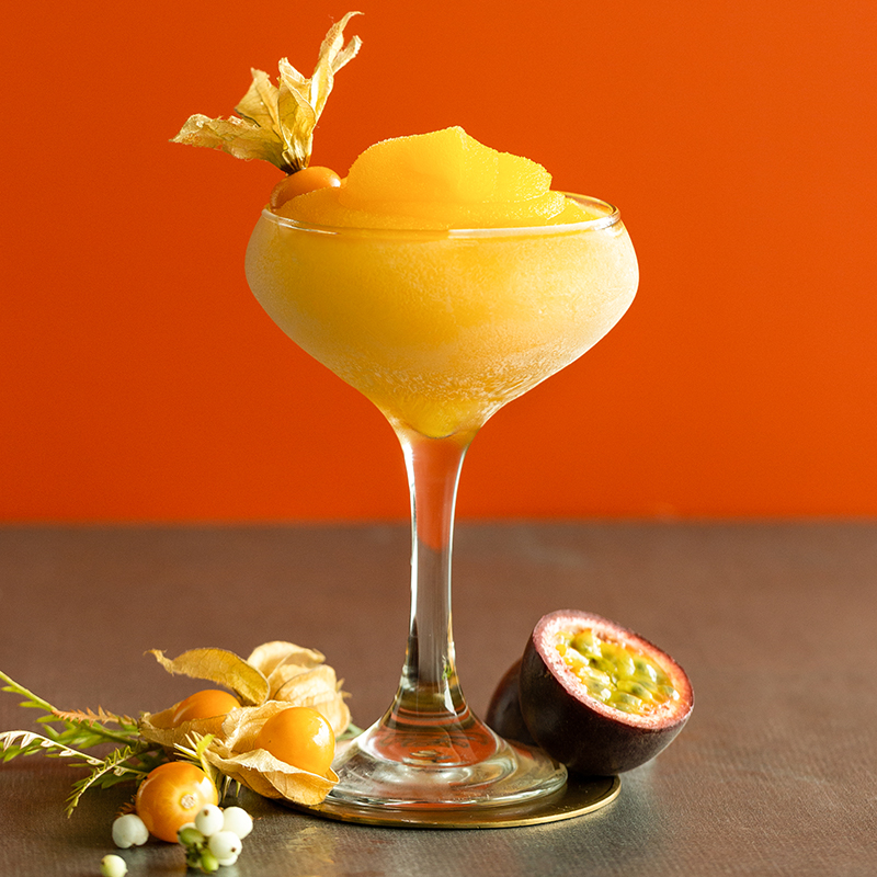 Passion Fruit Bellini | Cactus Club Cafe